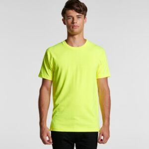 Mens Block Tee (Safety Colours) Thumbnail